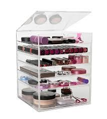 original flip top makeup box the