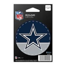 Official Dallas Cowboys Car Decal Cowboys Window Decal Window Decal For Cars Nflshop Com