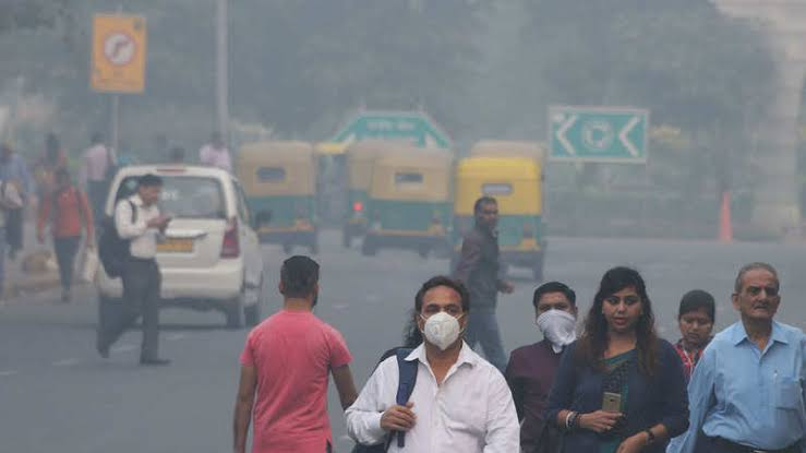 Image result for air quality delhi""