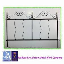 Temporary Garden Fence Small Easy Fence Simple Easy Wrought Iron Wire Path And Border Edging Fe09 Global Sources