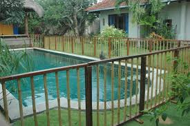 Temporary Wooden Pool Fences Baby Service Bali Baby Equipment Rental Bali Baby Equipment Hire Bali Baby Equipment Bali Family Holiday Bali Travelling