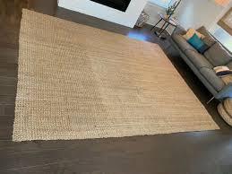 west elm diffused zebra wool rug