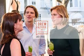 Allison Speer with Brad Murray and Lynn Jurich
