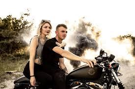 Brandon & Marissa | Motorcycle Shoot... - Abigail Brier Photography |  Facebook