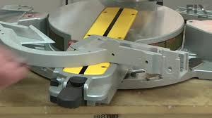 Dewalt Miter Saw Repair How To Replace The Lower Fence Youtube