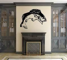 Loon Peak Bello Bass Fish Wall Decal Wayfair