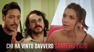 The Jackal - Chi ha VINTO davvero SANREMO 2020 ft. Elettra ...