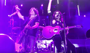Ace Frehley reunites with KISS for first time in 17 years: Watch |  Consequence of Sound