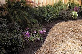 lay a budget friendly gravel path