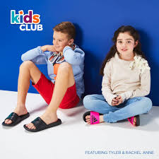 Rack Room Shoes All Kids Are Cool In Athletic Slides And Facebook