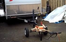 homemade trailer dolly homemadetools net