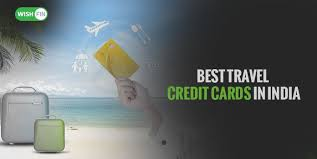 travel credit cards in india
