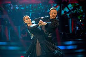 strictly e dancing winner heading