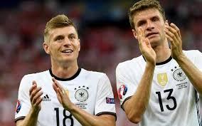 germany vs italy winning in football