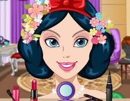 play free disney princess makeup