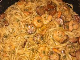 Seafood Sausage and Pasta Recipes