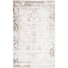 brandt persian inspired beige area rug
