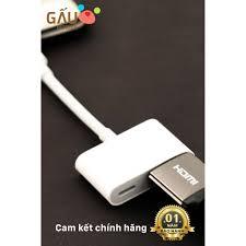 Cáp chuyển Apple Lightning to HDMI [CHÍNH HÃNG]