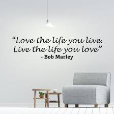 wall chimp bob marley motivational wall sticker quote wall chimp