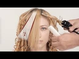 disco curls hair tutorial Á la mode