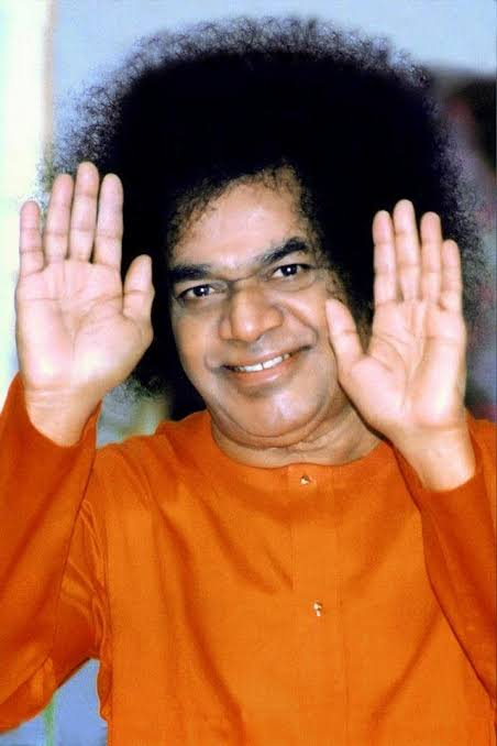 Image result for images of sathya sai baba""