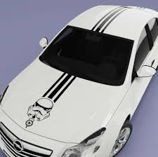 Stormtrooper Stripes Decal Kit Nerdecal Can Make Your Car Faster