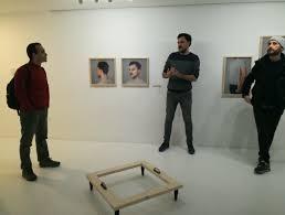 Adrian Cruz Artist in Residence - Airgentum