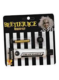 beetlejuice makeup the coolest funidelia