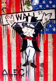 monopoly man paintings by alec monopoly