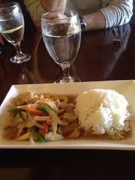 pad gai cashew one of my favs