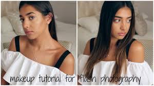 senior portrait makeup tutorial