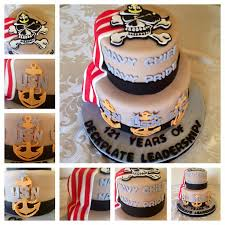 11 navy senior chief retirement cakes