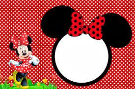 Invitaciones Cumpleanos Minnie Para Fondo De Pantalla En Hd 1