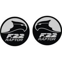 Lockheed Martin F 22 Raptor Decal