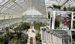 largest greenhouse temperate house