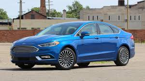 review 2017 ford fusion anium