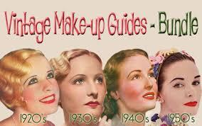 edwardian makeup styles vine
