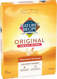 nature s recipe dog food review