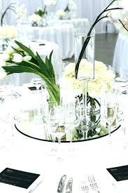 simple centerpieces for round tables
