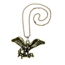 new design big eagle gold zinc alloy