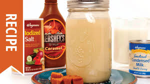 homemade flavored coffee creamer recipe
