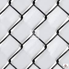 Amazon Com Fenpro Chain Link Fence Privacy Tape Arctic White Garden Outdoor Fence Weaving Chain Link Fence Privacy Chain Link Fence