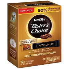 beverage coffee instant hazelnut 0 1 oz