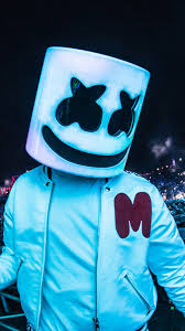 wallpapers iphone marshmello 2020 3d