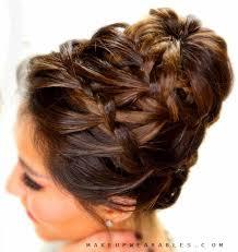 epic braid bun tutorial hairstyles