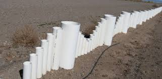How To Make A Fence From Recycled Plastic Pvc Pipe Today S Homeowner