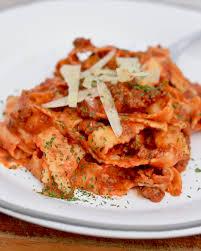 italian meat pasta sauce simple fresh