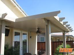 aluminum patio covered alumawood covers
