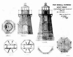 wood work wooden lighthouse plans free
