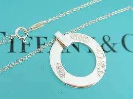 1837 circle pendant necklace